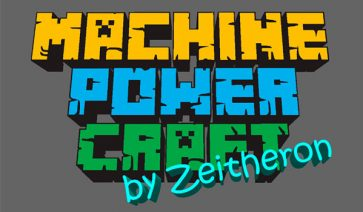 Machine Power Craft 1.12.2