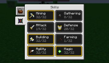 Reskillable Mod para Minecraft 1.12, 1.12.1 y 1.12.2