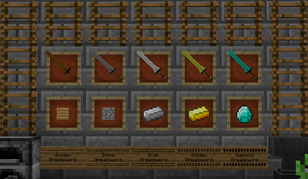 Kaishi's Weapons 1.12.2