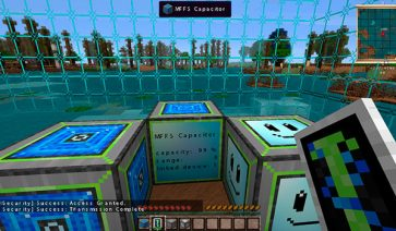 Modular Forcefield System 1.12.2