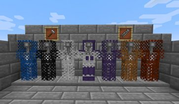 Armory - Armoring the World 1.12.2