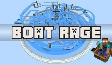 Boat Rage Map