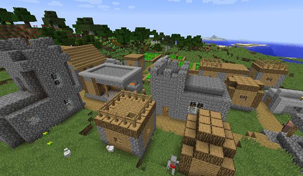 Coherent Villages 1.12.2