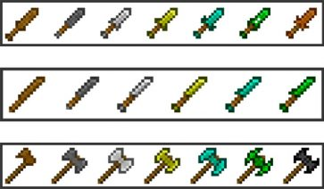 Elder Arsenal Mod para Minecraft 1.12, 1.12.1 y 1.12.2
