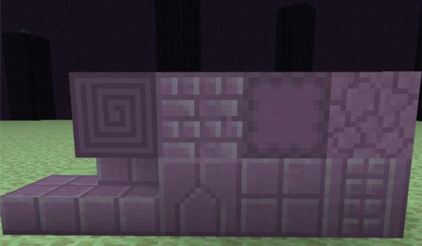 Additional Ender Blocks 1.12.2