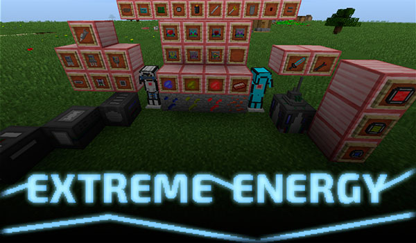 Extreme Energy 1.12.2