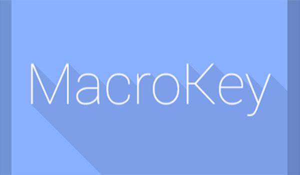 MacroKey Keybinding 1.12