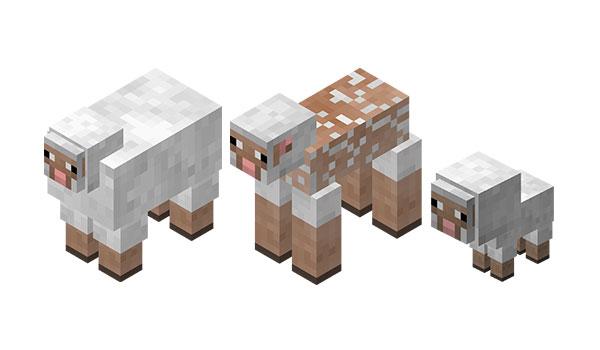 Oveja Minecraft