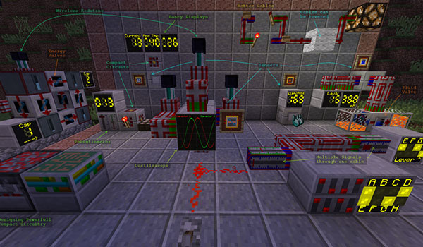 Automated Redstone 1.12.2