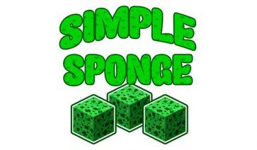 Simple Sponge 1.13.2