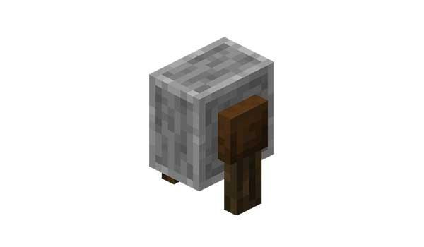 Afiladora Minecraft