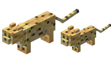 Ocelote Minecraft