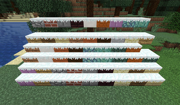Snow Variants 1.14