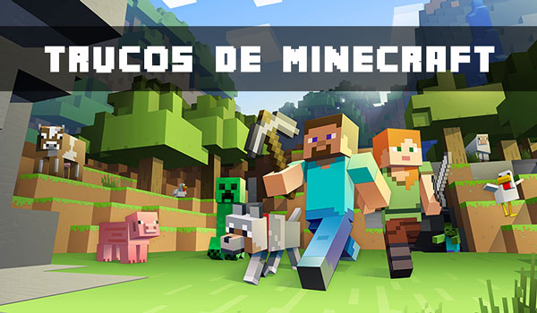 Trucos de Minecraft