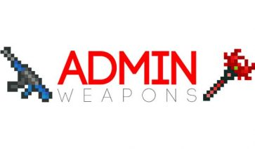 Admin Weapons 1.14.4