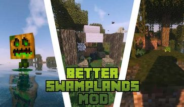 Better Swamplands 1.14.4