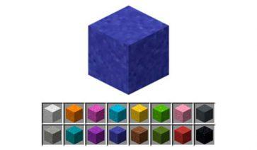 Cemento Minecraft