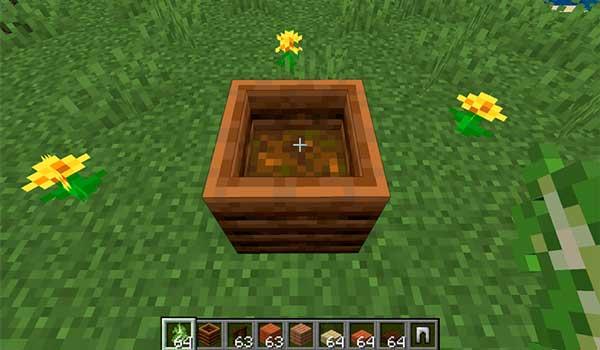 Cómo funciona un compostador en Minecraft