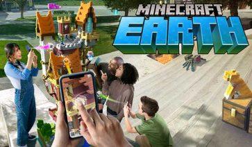 Minecraft Earth España
