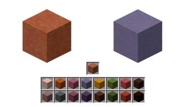 Terracota Minecraft