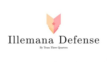 Illemana Defense Map