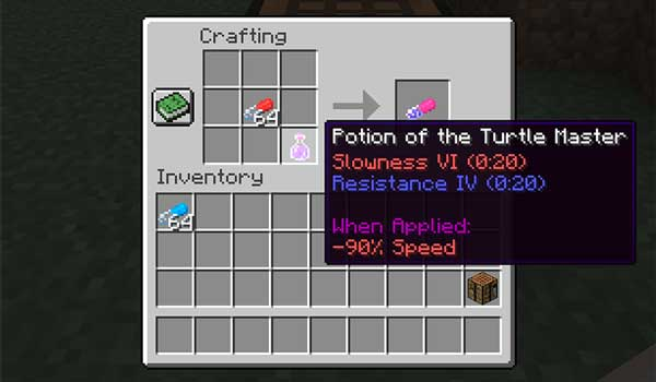 Potion Capsule 1.14.4