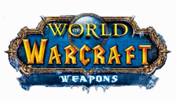 World of Warcraft Weapons 1.15