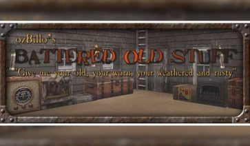Battered Old Stuff Texture Pack