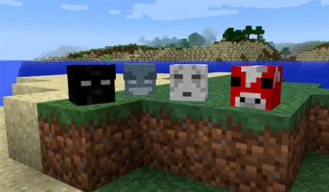 Just Mob Heads 1.15.1