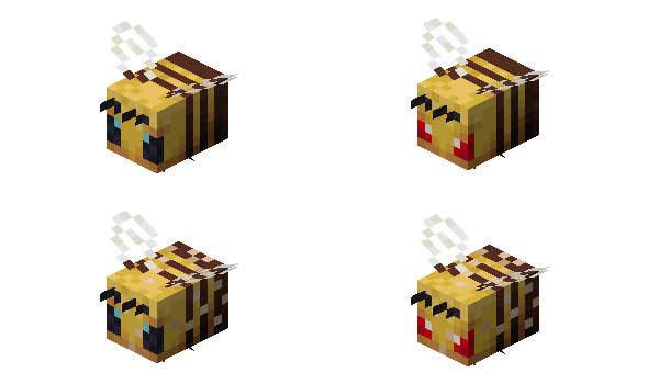 Abejas Minecraft