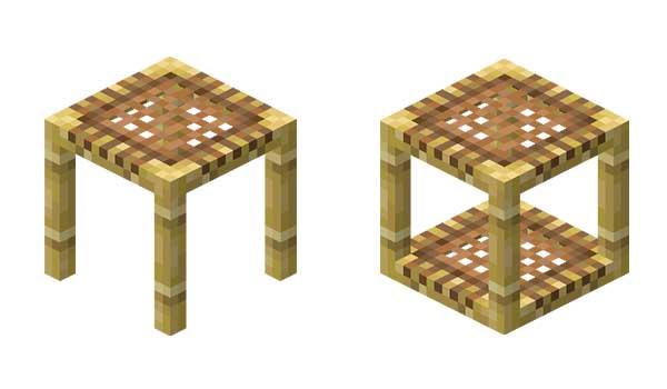 Andamio Minecraft