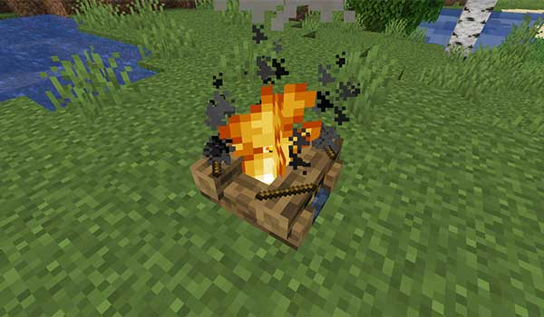 Campfire Torches 1.15