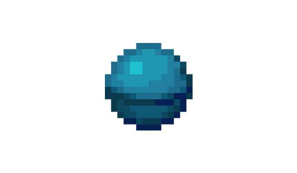 Corazón del mar Minecraft