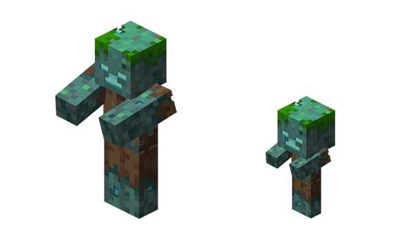 Ahogados Minecraft