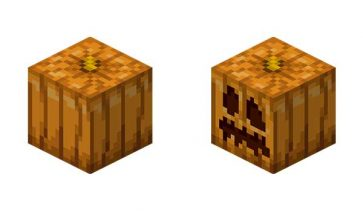 Calabaza Minecraft