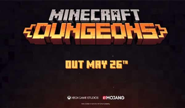 Fecha de lanzamiento de Minecraft Dungeons