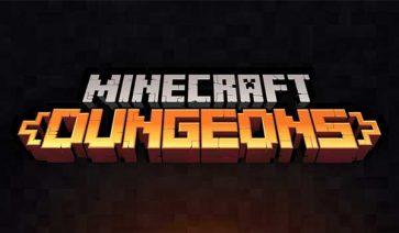 Retraso lanzamiento Minecraft Dungeons