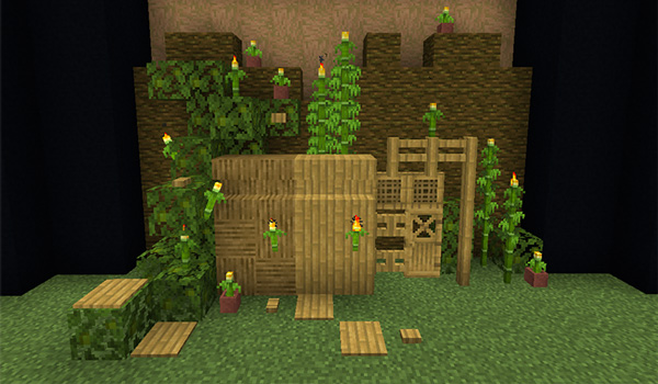 Bamboo Blocks 1.15.2