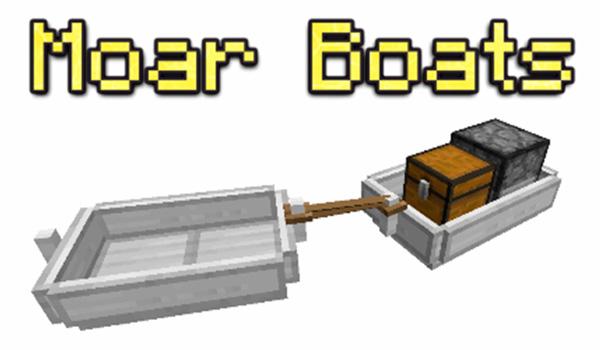 Moar Boats 1.15.2
