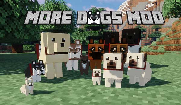 More Dogs 1.15.2