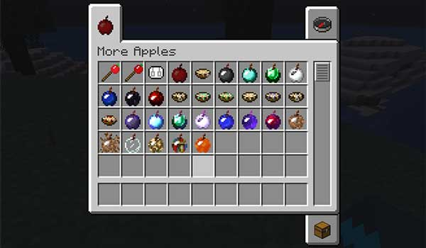 More Apples 1.15.2