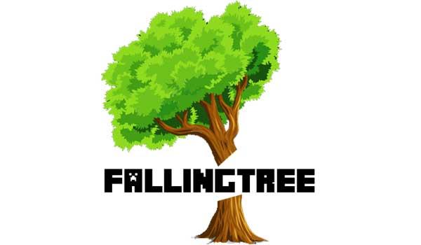 Falling Tree 1.16.1, 1.16.2, 1.16.3, 1.16.4 y 1.16.5