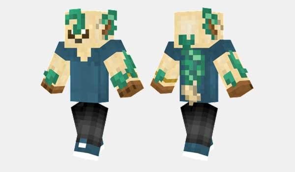 T-Shirt Leafeon Skin