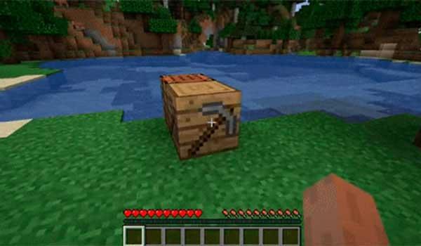 Advanced Mining Dimension 1.16.1, 1.16.2, 1.16.3 y 1.16.4