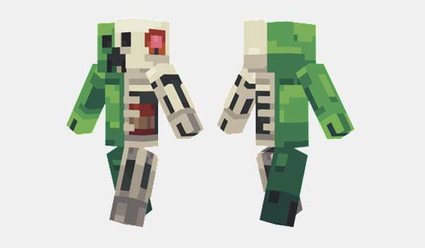 Creeper Anatomy Skin