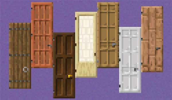 Dramatic Doors 1.16.1, 1.16.2 y 1.16.3