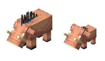 Hoglins Minecraft