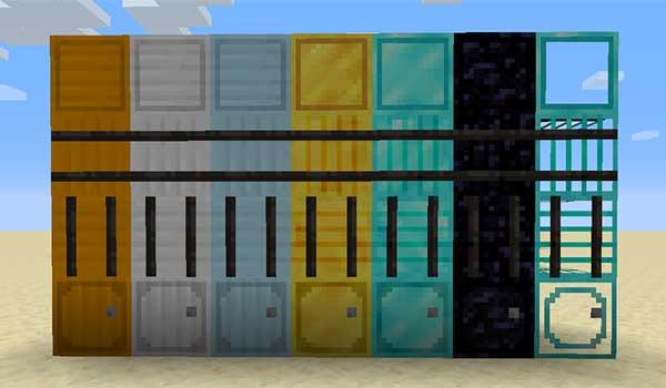 Metal Barrels 1.16.1, 1.16.2, 1.16.3 y 1.16.4