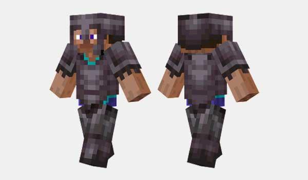 Netherite Armor Skin