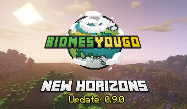 Oh The Biomes You'll Go 1.16.1, 1.16.2, 1.16.3, 1.16.4 y 1.16.5